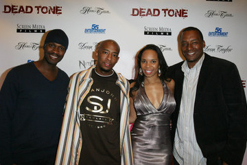 "Brian Hooks Premiere of Deon Taylor's ""Dead Tone"" at Chicago's ICE Theater"