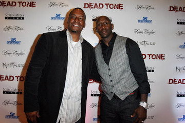 "Dean Taylor Premiere of Deon Taylor's ""Dead Tone"" at Chicago's ICE Theater"