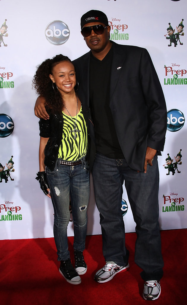"""Cymphonique Miller in Premiere Of Disney And ABC's """"Prep ..."""