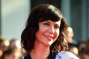 """Actress Catherine Bell arrives at Premiere of Disney's """"The BFG"""" at the El Capitan Theatre on June 21, 2016 in Hollywood, California."""