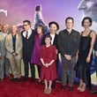 Steven Spielberg and Ruby Barnhill Photos