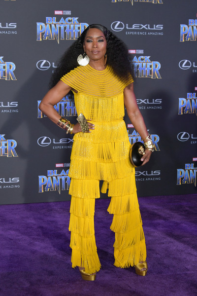 Premiere Of Disney And Marvel's 'Black Panther' - Arrivals - 30 of 155