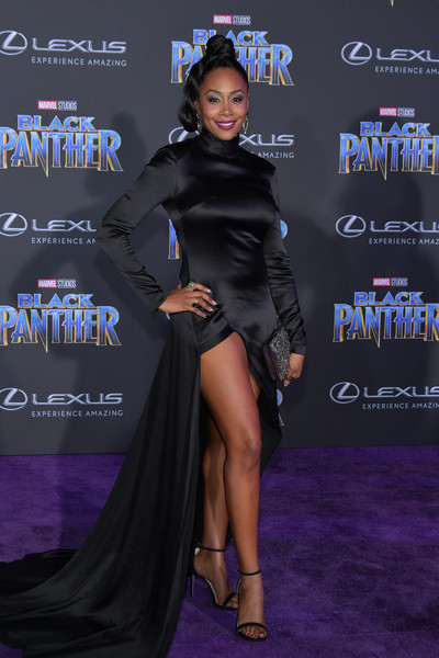 Premiere Of Disney And Marvel's 'Black Panther' - Arrivals - 111 of 155