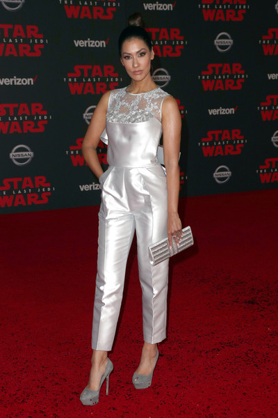 Premiere of Disney Pictures and Lucasfilm's 'Star Wars: The Last Jedi' - Arrivals
