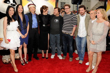 """Jennifer Yuh Nelson Premiere Of DreamWorks Animation's """"Kung Fu Panda 2"""" - Red Carpet in Hollywood, CA"""