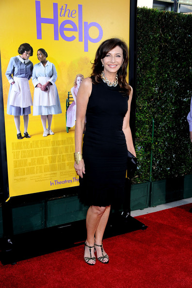 Actress Mary Steenburgen attends the premiere Of DreamWorks Pictures' 'The Help' held at The Academy of Motion Picture Arts and Sciences, Samuel Goldwyn Theater on August 9, 2011 in Beverly Hills, California.