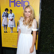"""Keeley Hazell Premiere Of DreamWorks Pictures' """"The Help"""" - Arrivals"""