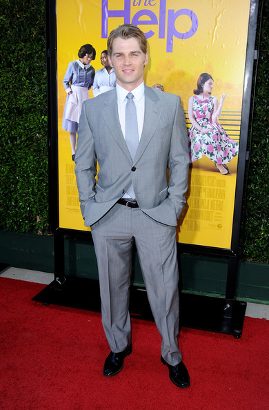 Actor Mike Vogel attends the premiere Of DreamWorks Pictures' 'The Help' held at The Academy of Motion Picture Arts and Sciences, Samuel Goldwyn Theater on August 9, 2011 in Beverly Hills, California.
