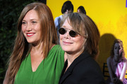 (L-R) Singer Schuyler Fisk and actress Sissy Spacek attend the premiere Of DreamWorks Pictures' 'The Help' held at The Academy of Motion Picture Arts and Sciences, Samuel Goldwyn Theater on August 9, 2011 in Beverly Hills, California.
