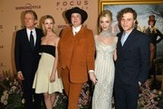 "(L-R) Bill Nighy, Mia Goth, Autumn de Wilde, Anya Taylor-Joy and Johnny Flynn attend the premiere of Focus Features' ""Emma."" at DGA Theater on February 18, 2020 in Los Angeles, California."