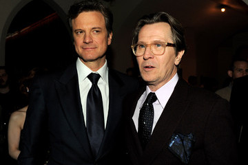 """Gary Oldman Colin Firth Premiere Of Focus Features' """"Tinker, Tailor, Soldier, Spy"""" - After Party"""
