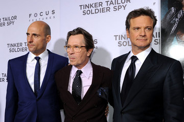 """Gary Oldman Colin Firth Premiere Of Focus Features' """"Tinker, Tailor, Soldier, Spy"""" - Red Carpet"""