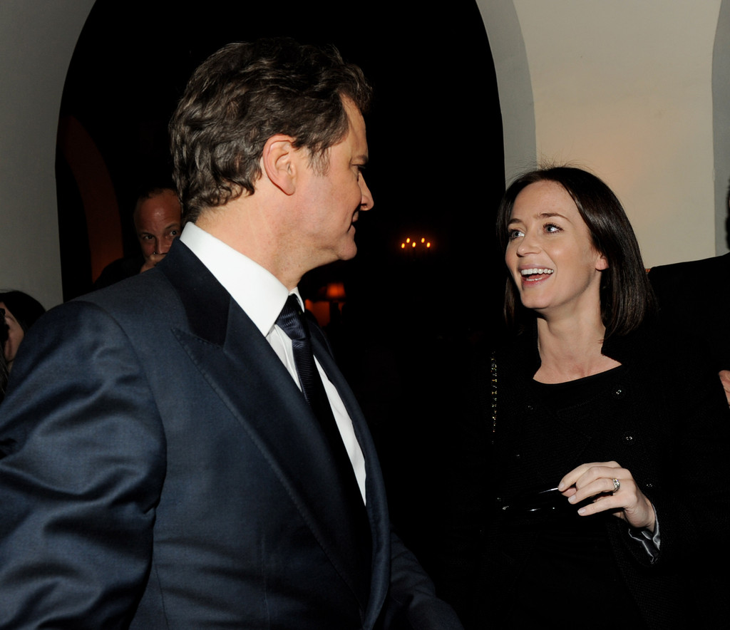 Colin Firth Meg Tilly ...