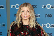 "Fergie attends the premiere of Fox's ""The Four: Battle For Stardom"" Season 2 at CBS Studios - Radford on May 30, 2018 in Studio City, California."