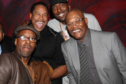 Samuel L. Jackson Dave Winfield Photos Photo