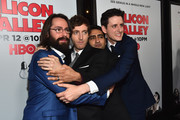 Martin Starr Zach Woods Photos Photo