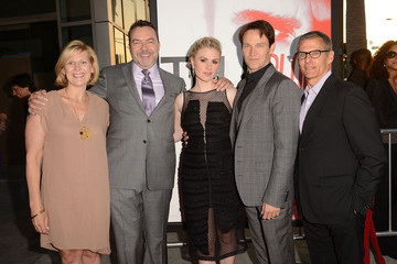 """Alan Ball Anna Paquin Premiere Of HBO's """"True Blood"""" 5th Season - Red Carpet"""