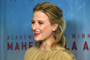 "Mamie Gummer arrives at the Premiere Of HBO's ""True Detective"" Season 3 at Directors Guild Of America on January 10, 2019 in Los Angeles, California."