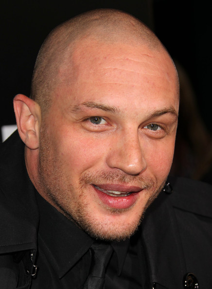 "Tom Hardy in Premiere Of Lionsgate Films' ""Warrior ..."