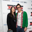 Johnny Knoxville and Naomi Nelson Photos
