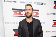 Jai Courtney arrives at the premiere of Lionsgate's 'The Kid' at ArcLight Hollywood on March 06, 2019 in Hollywood, California.