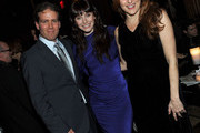 """Producer Brad Gilbert, actress Bryce Dallas Howard and Director Jodie Markell attend the after party for """"The Loss of a Teardrop Diamond"""" hosted by Gotham Magazine and Paladin at at The Oak Room on December 10, 2009 in New York City."""