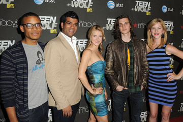 "Sunkrish Bala Premiere Of MTV's ""Teen Wolf"" - Red Carpet"