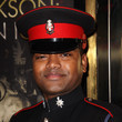Lance Corporal Johnson Beharry VC Premiere of 'Michael Jackson: The Life Of An Icon' - Inside Arrivals