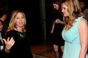 Mira Sorvino and Brooks Branch Photos Photo