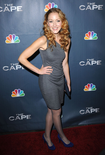 Jennifer Ferrin white collar