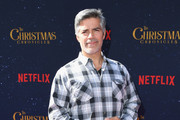 """Esai Morales attends the premiere of Netflix's """"The Christmas Chronicles"""" at Fox Bruin Theater on November 18, 2018 in Los Angeles, California."""