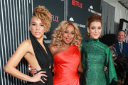 Mary J. Blige and Emmy Raver-Lampman Photos Photo