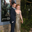 Nicholas Hoult and Eleanor Tomlinson Photos