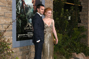 Nicholas Hoult and Eleanor Tomlinson Photos Photo