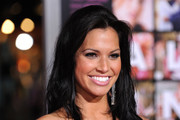TV personality Melissa Rycroft arrives at the premiere of New Line Cinema's 'Valentine's Day