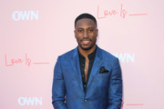 "Actor Tyrone Marshall Brown attends the premiere of OWN's ""Love Is_"" at NeueHouse Hollywood on June 11, 2018 in Los Angeles, California."
