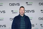 """Nick Offerman attends the prremiere of FX's """"Devs""""  at ArcLight Cinemas on March 02, 2020 in Hollywood, California."""