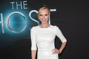 """Actress Rachel Roberts attends the Premiere of Open Roads Films """"The Host"""" at the ArcLight Cinemas Cinerama Dome on March 19, 2013 in Hollywood, California."""