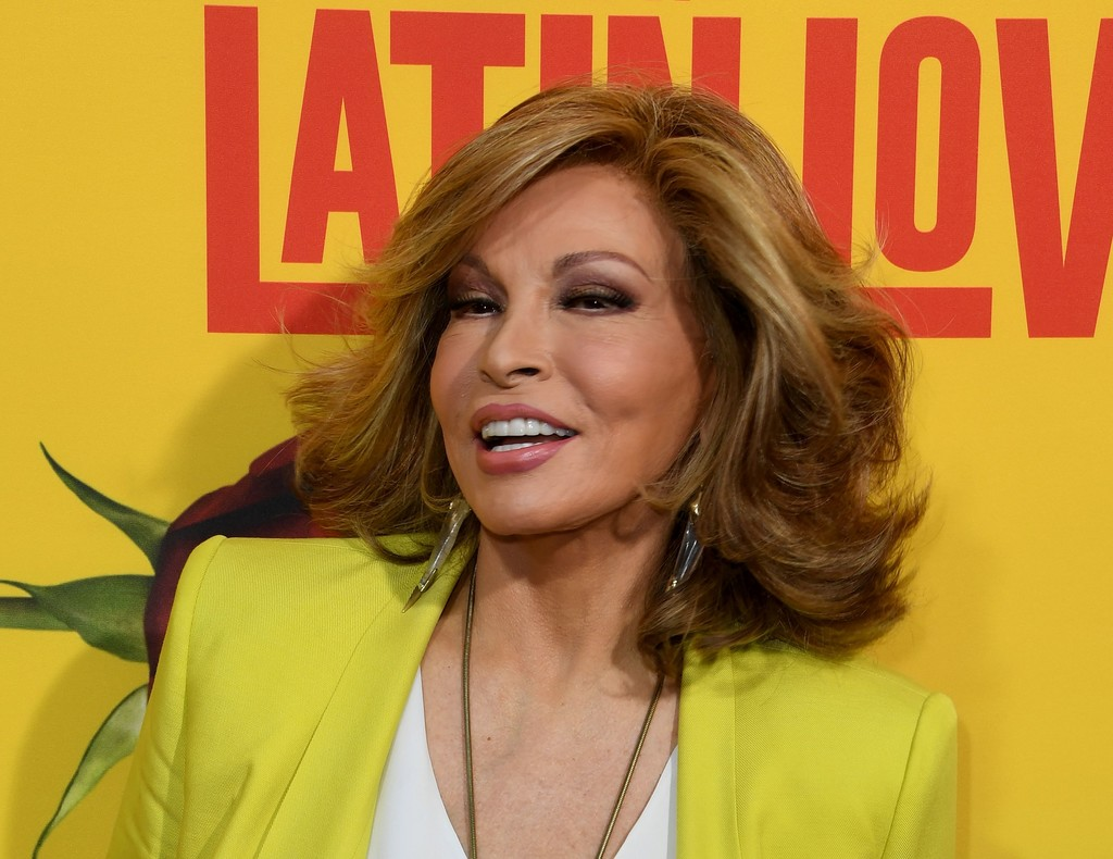 Raquel Welch Premiere Of Pantelion Films' 'how To Be A Latin Lover'
