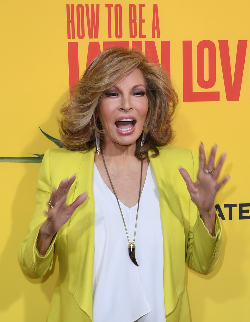 Raquel Welch Photos Photos Premiere Of Pantelion Films' 'how To Be A Latin  Lover