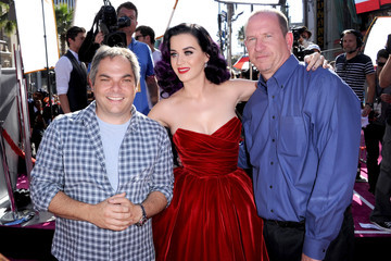 """Rob Moore Adam Goodman Premiere Of Paramount Insurge's """"Katy Perry: Part Of Me"""" - Red Carpet"""