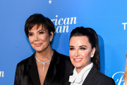 """Kris Jenner and Kyle Richards attend Premiere Of Paramount Network's """"American Woman"""" - Arrivals at Chateau Marmont on May 31, 2018 in Los Angeles, California."""