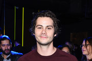"""Dylan O'Brien attends Premiere Of Paramount Pictures' """"Bumblebee"""" on December 09, 2018 in Hollywood, California."""