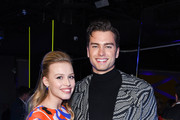 """Gracie Dzienny and Pierson Fode attend Premiere Of Paramount Pictures' """"Bumblebee"""" on December 09, 2018 in Hollywood, California."""