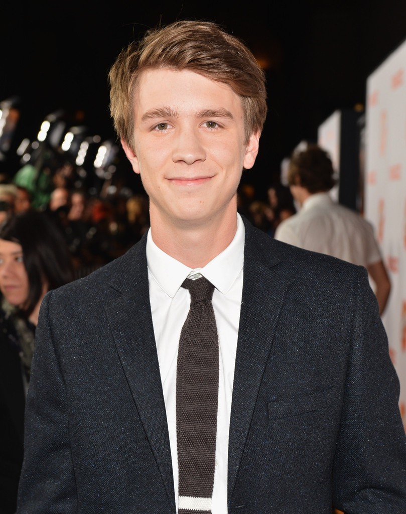 Thomas Mann in Premiere Of Paramount Pictures Fun Size