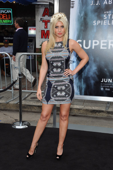 Westwood Pictures Premiere of 'Super 8' -