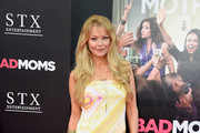 "Actress Charlotte Ross attends the premiere of STX Entertainment's ""Bad Moms"" at Mann Village Theatre on July 26, 2016 in Westwood, California."