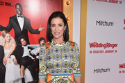 """Actress Mimi Rogers arrives to the premiere of Screen Gems' """"The Wedding Ringer"""" at the TCL Chinese Theatre on January 6, 2015 in Hollywood, California."""