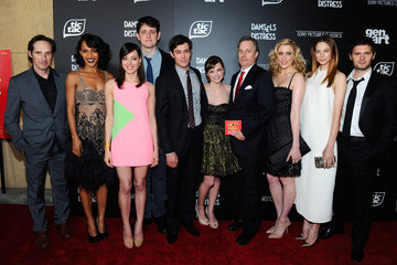 """Adam Brody Premiere Of Sony Pictures Classics' """"Damsels In Distress"""" - Red Carpet"""