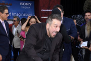 "Joey Fatone attends the Premiere Of Sony Pictures' ""Spider-Man Far From Home"" at TCL Chinese Theatre on June 26, 2019 in Hollywood, California."